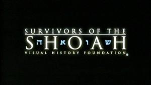 Survivors of The Shoah