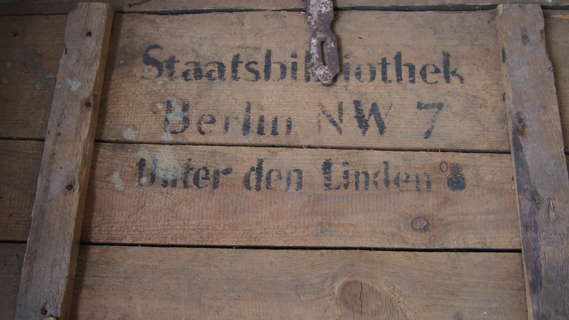 505 misteries prussian treasure in Krakow
