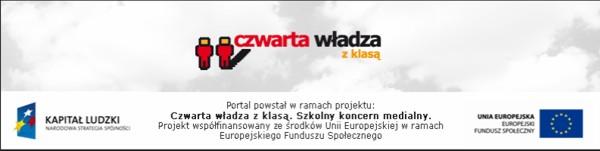 """Tischner European University – """"Czwarta władza z klasą"""" project"""