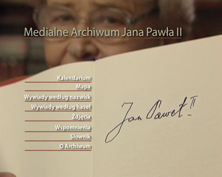 John Paul II Media Archives