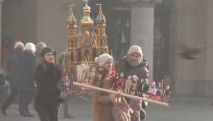 Krakow Nativity Cribs 2014