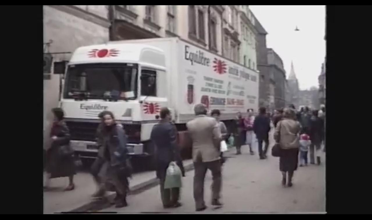 Trucks of hope