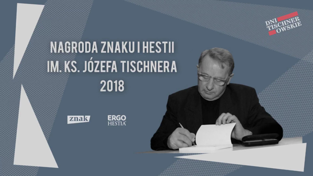 Znak Hestia Tishner award