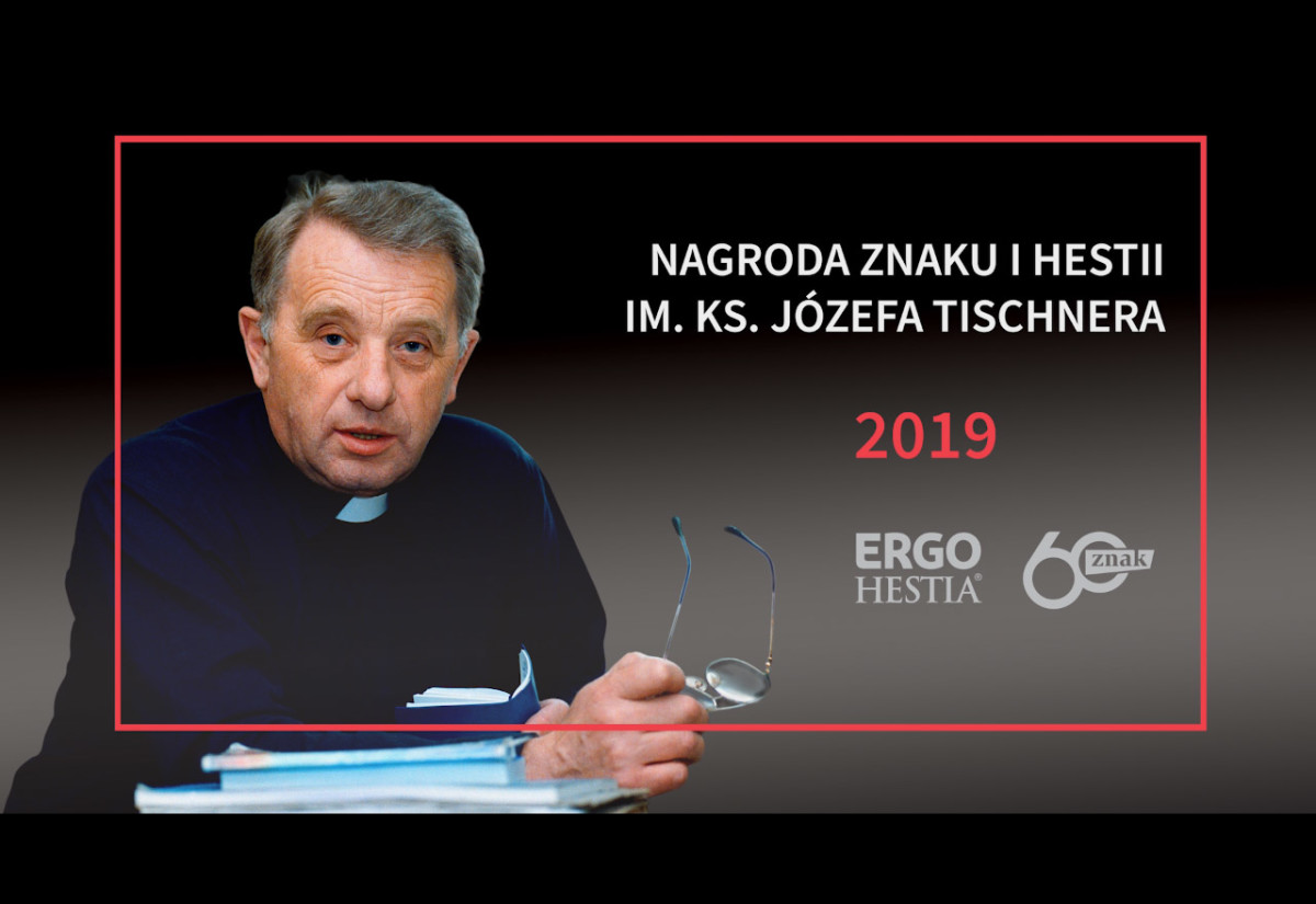 Znak Hestia Tishner 2019 award